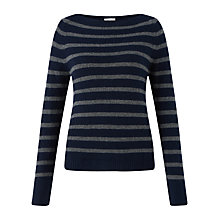 Buy Jigsaw Cashmere Edie Jumper Online at johnlewis.com
