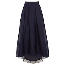 Buy Coast Bella Marie Skirt, Navy Online at johnlewis.com