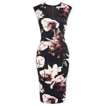 Buy Coast Winter Lily Jagger Dress, Multi Online at johnlewis.com
