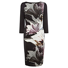Buy Coast Bloom Anna Jersey Dress, Multi Online at johnlewis.com