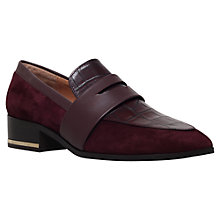 Buy Kurt Geiger Duke Block Heeled Loafers Online at johnlewis.com