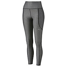 Buy Puma Rihanna for Puma Yoga Leggings, Grey Online at johnlewis.com