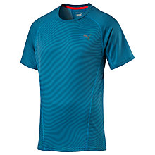 Buy Puma Running Faster Than You Top, Atomic Blue Online at johnlewis.com