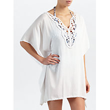 Buy John Lewis Tangia Cornelli Trim Kaftan Online at johnlewis.com