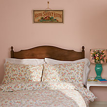 Buy Cath Kidston Bleached Flowers Duvet Cover and Pillowcase Set Online at johnlewis.com
