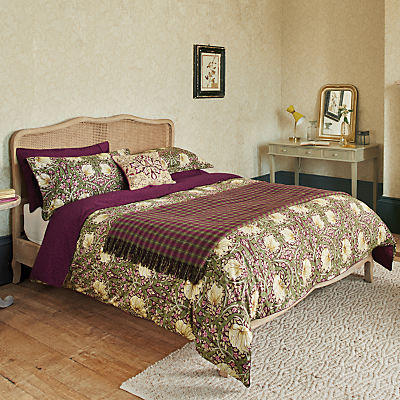 Morris & Co Pimpernel Bedding