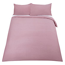 Buy John Lewis Country Herringbone Duvet Cover and Pillowcase Set Online at johnlewis.com