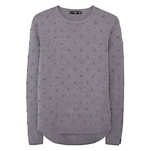 Buy Mango Applique Jumper Online at johnlewis.com
