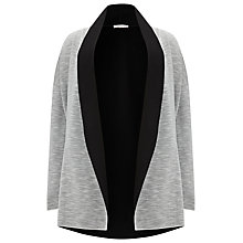 Buy Windsmoor Double Faced Cardigan, Grey/Black Online at johnlewis.com