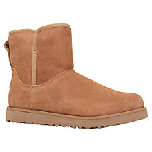 Buy UGG Cory Flat Ankle Boots Online at johnlewis.com