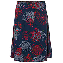 Buy White Stuff Tweeting Reversible Skirt, Nepalese Blue Online at johnlewis.com