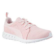Buy Puma Carson Women's Running Shoes, Pink Online at johnlewis.com