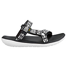 Buy Teva Terra-Float Lexi Women's Sandals, Black Online at johnlewis.com