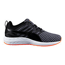 Buy Puma Flare Running Shoes, Black Online at johnlewis.com