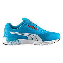 Buy Puma Faas S V2 Men's Running Shoes, Blue Online at johnlewis.com