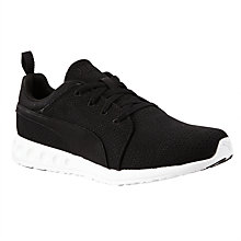 Buy Puma Men's Carson Running Shoes, Black Online at johnlewis.com