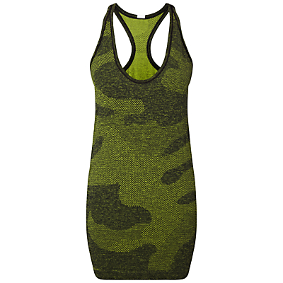 Human Performance Engineering HPE Women's Cross X Camouflage Training Vest, Green