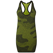 Buy Human Performance Engineering HPE Women's Cross X Camouflage Training Vest, Green Online at johnlewis.com