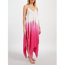 Buy John Lewis Ombre Handkerchief Hem Dress Online at johnlewis.com