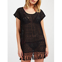 Buy John Lewis Geo Crochet Kaftan Online at johnlewis.com