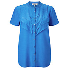 Buy Somerset by Alice Temperley Pleat Front Blouse Online at johnlewis.com