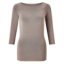 Buy Bruce by Bruce Oldfield Off The Shoulder Jumper Online at johnlewis.com