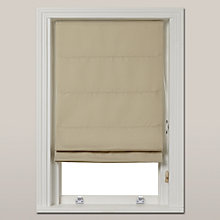 Buy John Lewis Croft Collection Milton Roman Blind Online at johnlewis.com