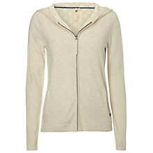 Buy White Stuff Silver Birch Hoodie, Natural Online at johnlewis.com
