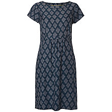 Buy White Stuff Lara Dress, Nep Blue Online at johnlewis.com
