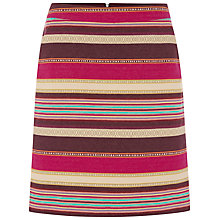 Buy White Stuff Ikat Stripe Skirt Online at johnlewis.com