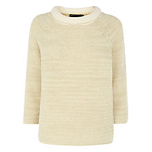 Buy Karen Millen Boucle Jumper Online at johnlewis.com