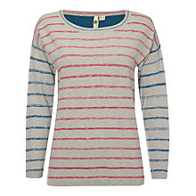 Buy White Stuff Nepalese Stripe Jumper, Multi Online at johnlewis.com