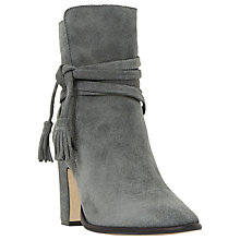 Buy Dune Onyx Block Heeled Ankle Boot Online at johnlewis.com