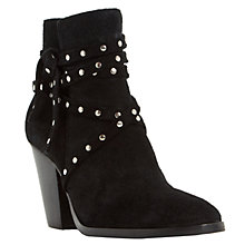 Buy Dune Payten Suede Ankle Boot Online at johnlewis.com