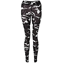 Buy Human Performance Engineering HPE Combat Zulu Leggings, Black/White Online at johnlewis.com