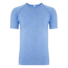 Buy Human Performance Engineering HPE Cross X  Seamless T-Shirt, Blue Online at johnlewis.com