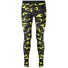 Buy Human Performance Engineering HPE Men's Camouflage Training Tights, Black/Green Online at johnlewis.com