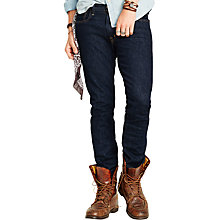 Buy Denim & Supply Ralph Lauren Hale Slim Jeans, Blue Online at johnlewis.com