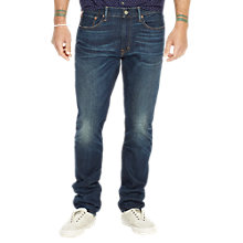 Buy Denim & Supply Ralph Lauren Ekins Dropped Slim Fit Jeans Online at johnlewis.com