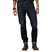 Buy Denim & Supply Ralph Lauren Ekins Slim Jeans, Blue Online at johnlewis.com