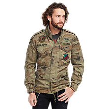 Buy Denim & Supply Ralph Lauren Field Jacket Online at johnlewis.com