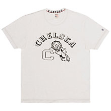 Buy Champion + Todd Snyder Chelsea Print T-Shirt, Standard White Online at johnlewis.com