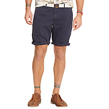 Buy Denim & Supply by Ralph Lauren Chino Shorts, Dark Navy Online at johnlewis.com