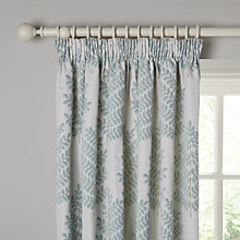 Buy John Lewis Evesham Tree Lined Pencil Pleat Curtains Online at johnlewis.com