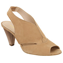 Buy John Lewis Clara Cut Away High Heeled Sandals Online at johnlewis.com