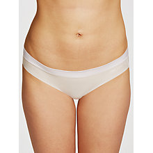 Buy DKNY Fusion Bikini Briefs, Ballet Pink Online at johnlewis.com