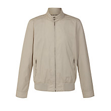 Buy Dockers Baracuda Long Sleeve Jacket, New British Khaki Online at johnlewis.com