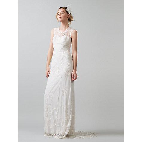 Buy phase eight bridal oriana wedding dress ivory john for John lewis wedding dresses