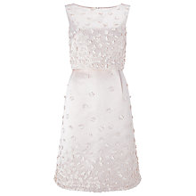 Buy Phase Eight Bridal Flora Wedding Dress, Oyster Online at johnlewis.com