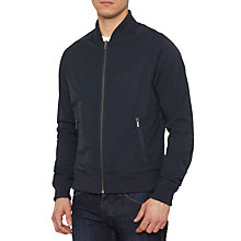 Buy Original Penguin Hammer Reversible Bomber Jacket, Dark Sapphire Online at johnlewis.com